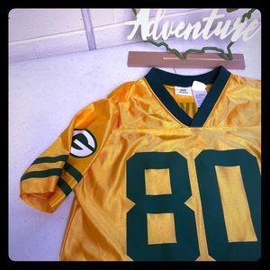 🌲🌲 Green Bay Packers Driver Jersey EUC